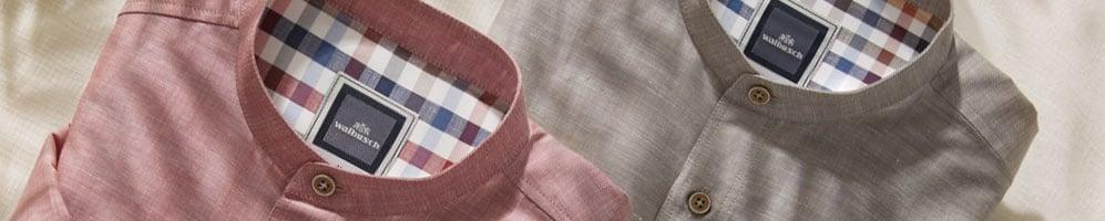 Stehkragenhemden | Walbusch
