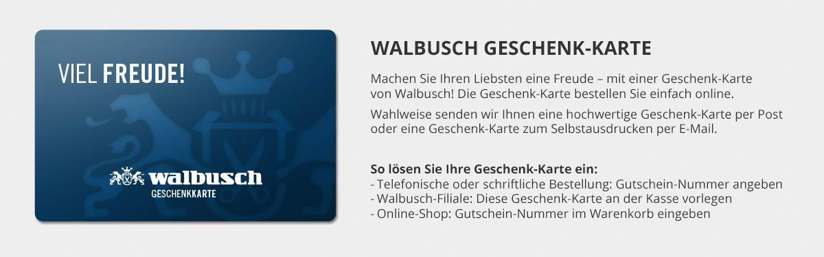 Geschenkkarte | Walbusch