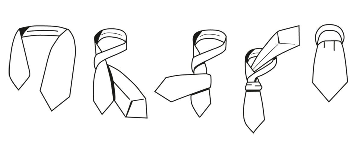 Krawattenschal | Walbusch