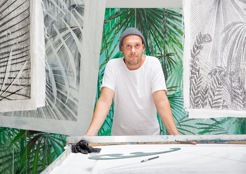 Kunst zum Anziehen – ein Interview mit Alexander E. Voigt