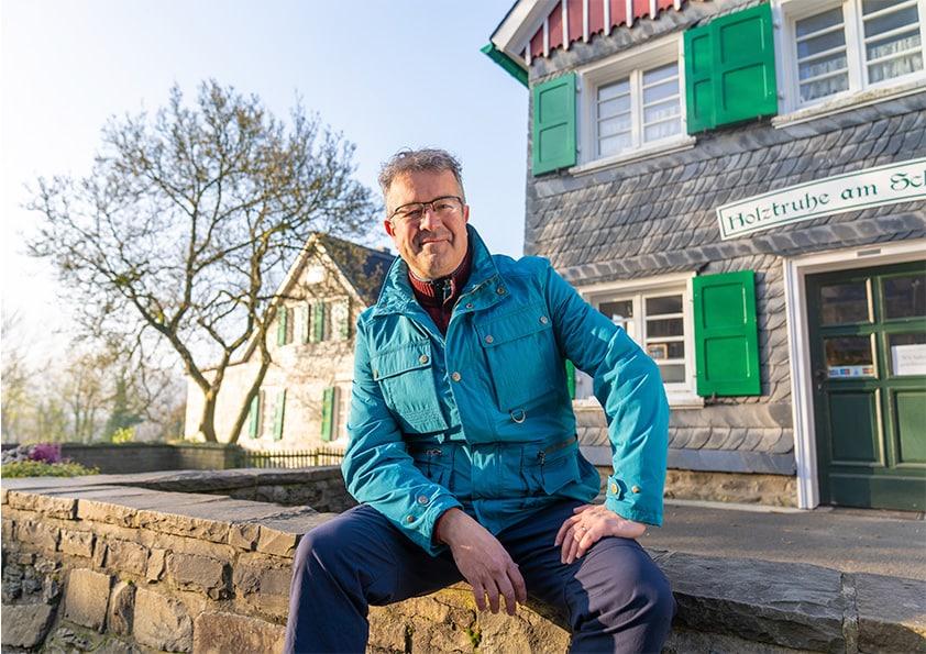 Manuel Andrack: Rendezvous in Solingen