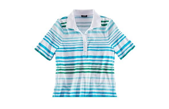 Die charakteristischen Merkmale des Damen-Poloshirts