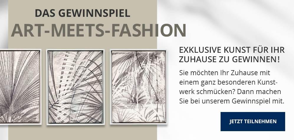 Gewinnspiel Art meets Fashion   Walbusch
