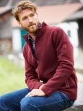 Klepper Strickfleece- Jacke