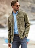 Baumwoll Jacket
