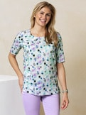 Shirtbluse Porcellana