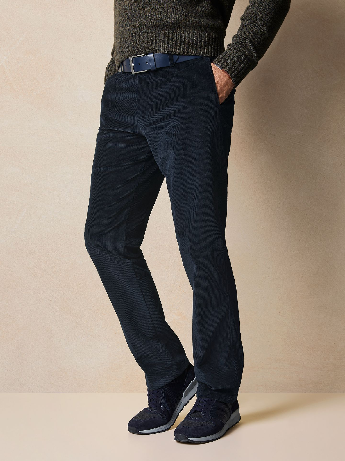 Image of 600 Rippen Cord Chino