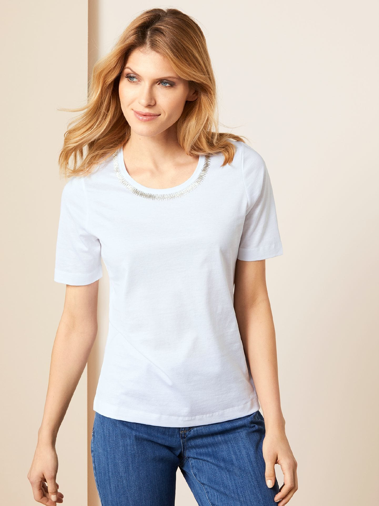 Image of Collier-Shirt