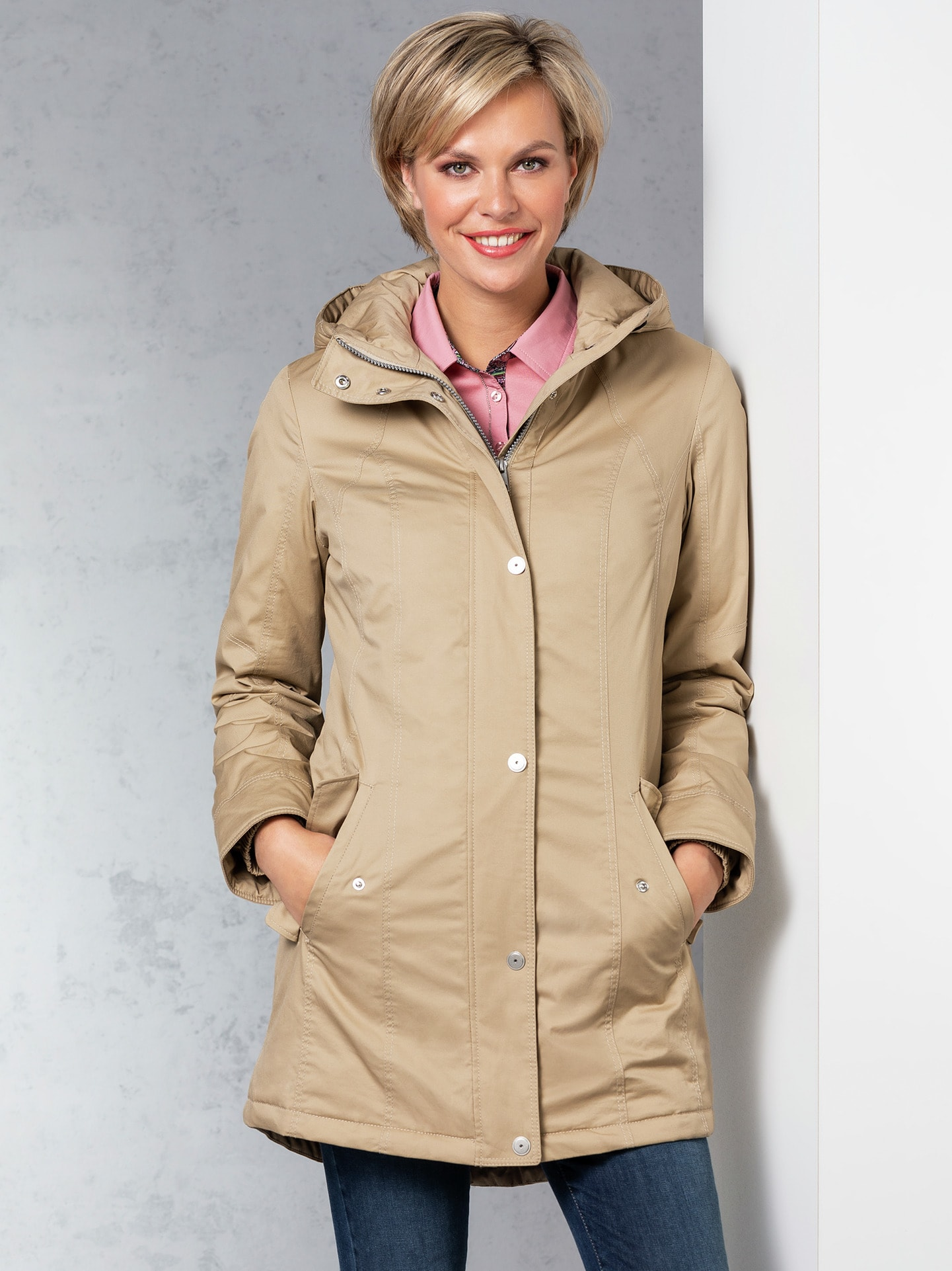 Image of Aquastop Parka Dublin
