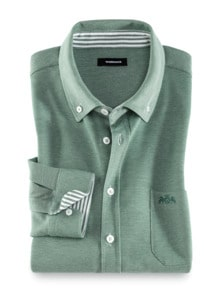 Komfort-Shirt Extraglatt