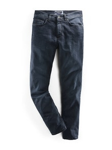 Jogger Jeans Dark blue Detail 1