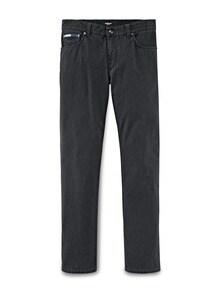 5-Pocket-Hose Thermo-Bonding Grau Detail 1