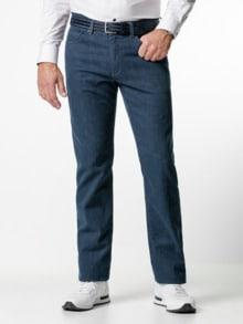 Jogger-Jeans Five Pocket Glencheck