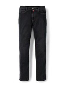 Extraglatt Flex Jeans Modern Fit Black Detail 1