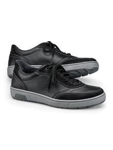 Kalbleder-Sneaker