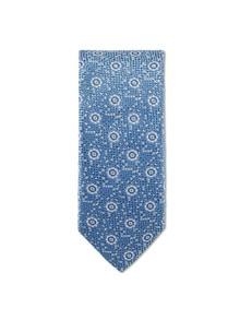 Krawatte Seidenstruktur