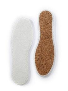 Anti-Feuchtigkeits-Bambussohle Neutral Detail 1