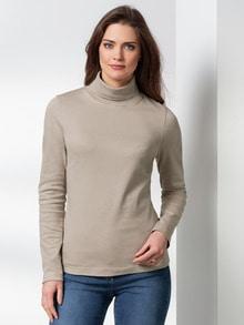 Baumwoll Unterzieh-Rolli