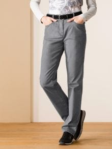 Passform-Jeans Feminine Fit
