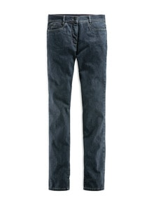 Yoga-Jeans Supersoft Blue Stoned Detail 2