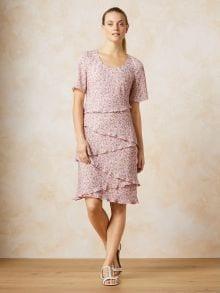 Layering Kleid Monet