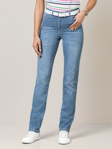 Jeans Bestform Medium Blue Detail 1