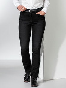 Skinny Jeans Black Detail 1