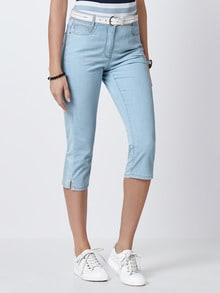 Capri Yoga-Jeans