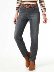 Cashmere Jeans Grey Detail 1