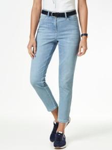 7/8- Jeans Bestform Medium Blue Detail 1