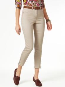 7/8- Jeans Bestform Sand Detail 1