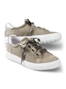 Sneaker Samtweich