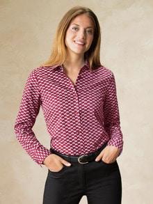 Kariertes hemd damen outfit