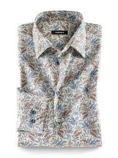 Liberty-Hemd Floralprint