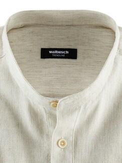 Oasen-Shirt Beige Detail 4