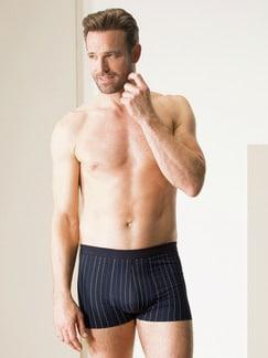 Shorts gemustert o.E. 2er-Pack