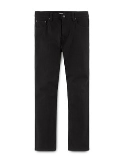 Powerblack-Jeans Black Detail 1