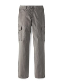 Multipocket Cargo Grau Detail 1
