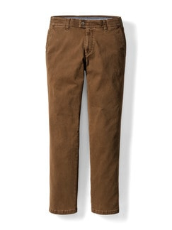 EUREX by BRAX High Comfort Chino Camel Detail 1