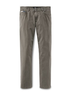 Five Pocket-Hose Thermo-Bonding Beige Detail 1