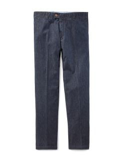 EUREX by BRAX Pima Denim Chino Dark Blue Detail 1