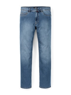Ultralight Jeans 2.0 Bleached Detail 1
