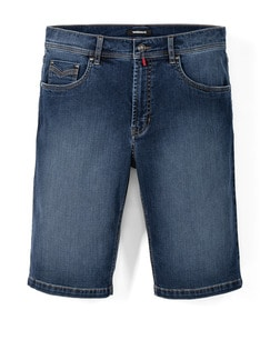 Ultralight Bermudas Jeans 2.0 Stone Detail 1