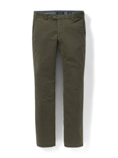 EUREX by BRAX Thermo Chino Oliv Detail 1