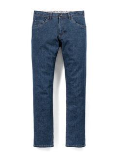 Pima Cotton Heimat-Jeans Light Blue Detail 1