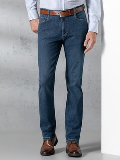 Extraglatt Flex Jeans Modern Fit Stone Detail 2