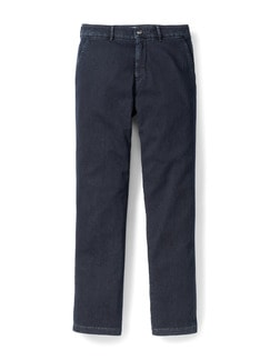 Jogger-Jeans Chino Dark Blue Detail 1