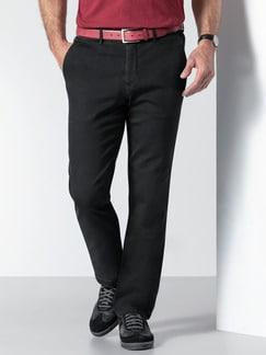 Jogger-Jeans Chino Black Detail 2