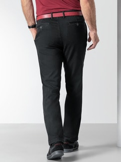 Jogger-Jeans Chino Black Detail 3