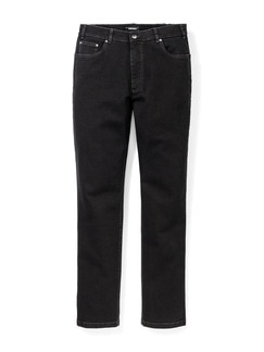 Relaxbund Five Pocket Jeans Black Detail 1